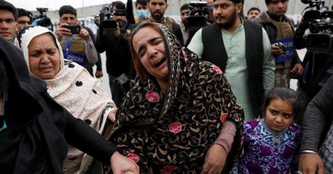 Attaque contre un temple en Afghanistan