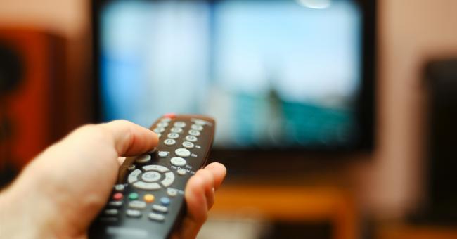 Hausse de 50% de la durée d'écoute TV