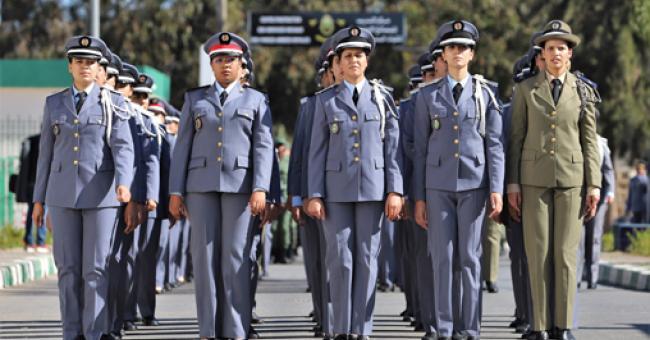 femmes officiers