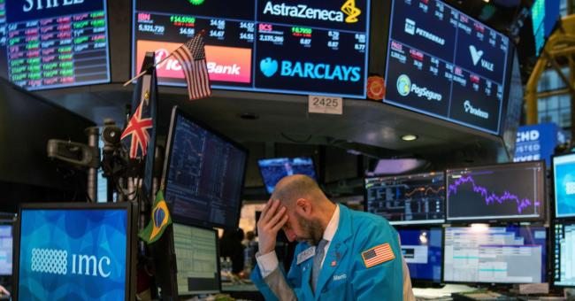 La Bourse en zone de turbulences
