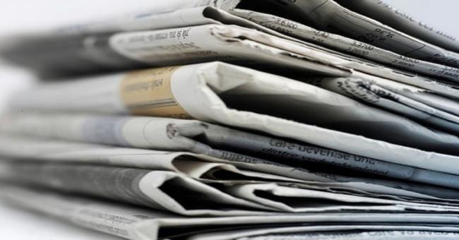 COVID-19 : suspension de la publication de la presse écrite jusqu'à nouvel ordre