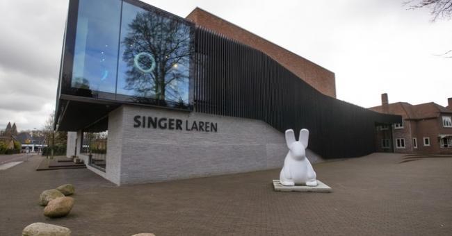 Le jardin du presbytère de Nuenen au printemps