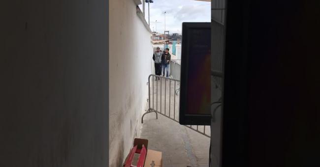 le Maroc installe un appareil de surveillance thermique à la frontière de Ceuta