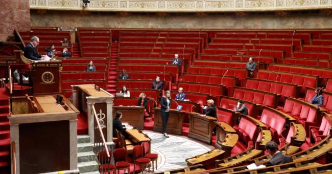 France : le projet de loi instaurant un état d'urgence sanitaire adopté