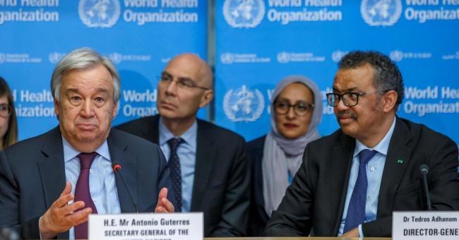 Covid-19 : l'ONU soutient les pays à risque