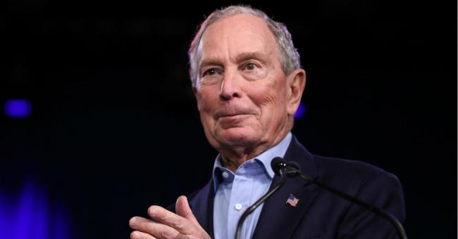 Michael Bloomberg jette l'éponge
