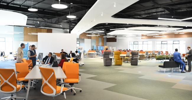 L'UM6P lance un hub d'innovation et de l'entrepreneuriat au Maroc et en Afrique