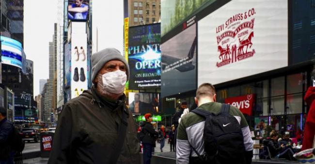 les États-Unis, nouvel épicentre de l'épidémie