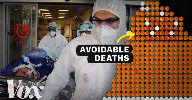 Coronavirus : limiter les activités humaines freine la propagation