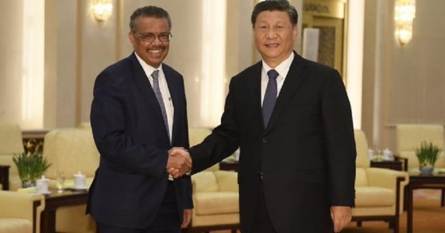 La Chine offre 30 M$ supplémentaires à l'OMS