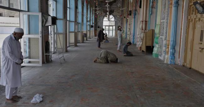 confinement ramadan