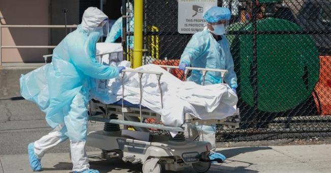 Le Covid-19 est 10 fois plus mortel que le H1N1