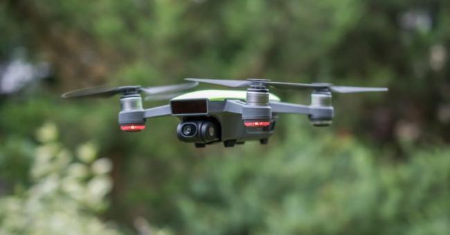 Melilia : utilisation de drones pour surveiller les frontières avec le Maroc