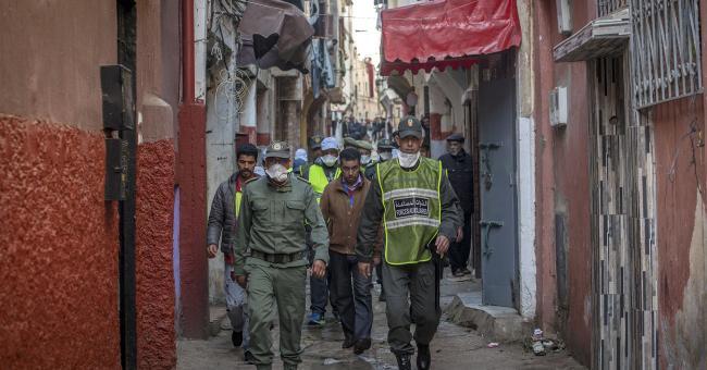 Le Maroc, toujours à cheval sur les dispositifs de lutte contre le Covid-19