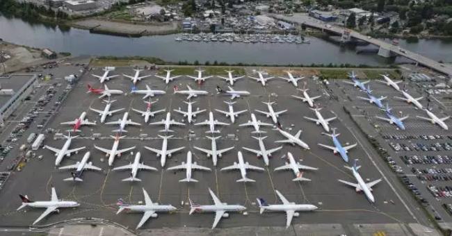 Confinement : le secteur aérien en difficulté
