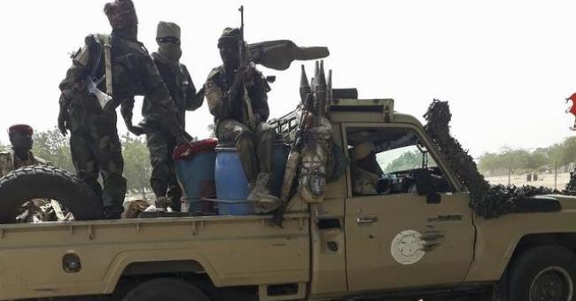 Le Tchad terrorisme
