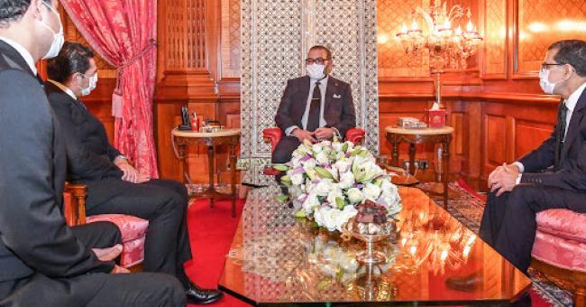 Les nouvelles nominations ministérielles du roi Mohammed VI