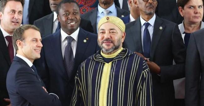 mohammed VI afrique