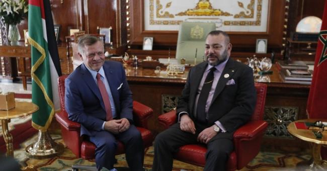 Mohammed VI et Abdallah II