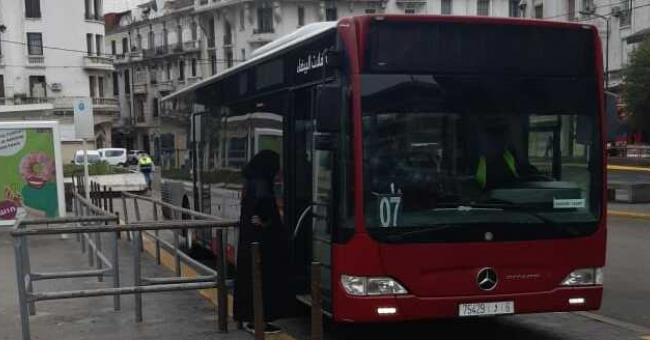 nouveaux bus d'occasion à Casablanca