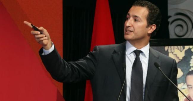 Othman El Ferdaouss, ministre de la Culture