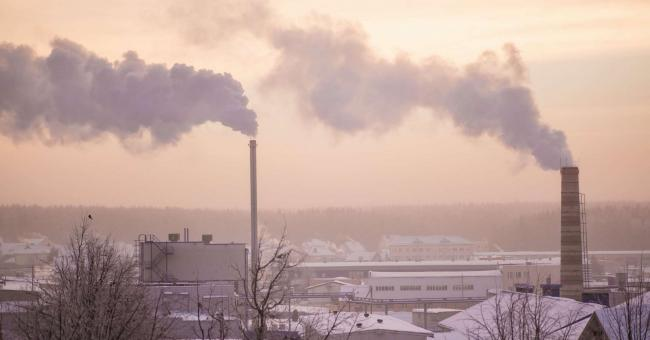 pollution en europe