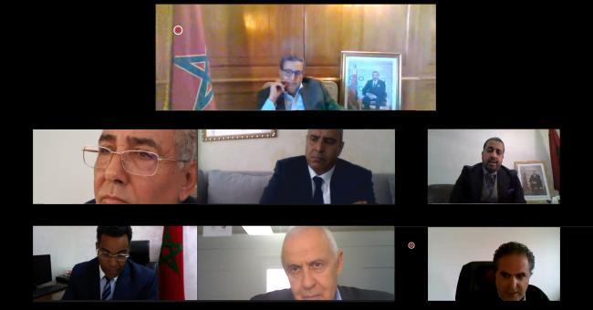 Aziz Akhannouch se réunit avec les responsables du secteur agricole