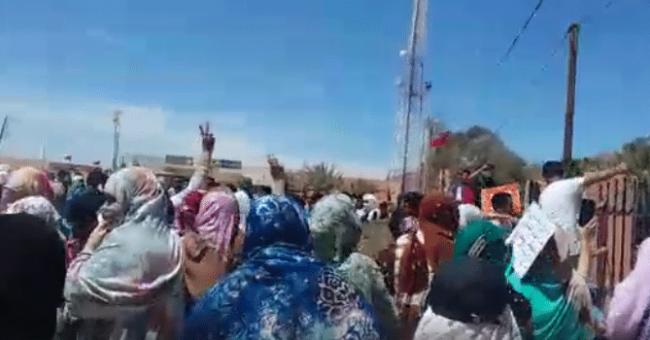 Affaire d'Ikram : grande manifestation dans le sud du Maroc