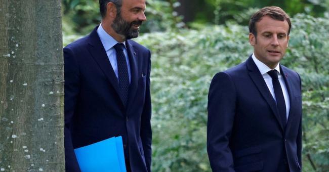 Édouard Philippe a présenté sa démission au président Emmanuel Macron