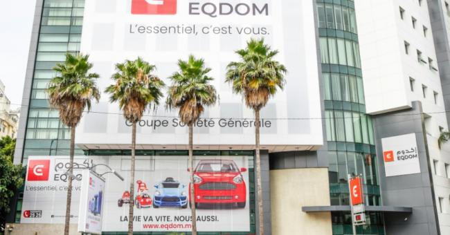 Eqdom révèle sa nouvelle identité et signe