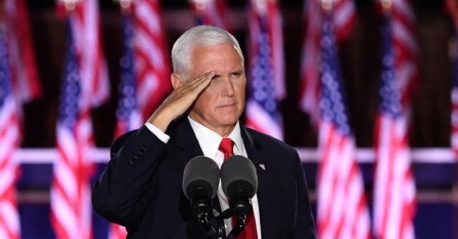 Convention républicaine Mike Pence