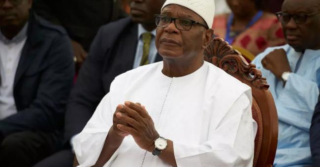 Mali : Ibrahim Boubacar Keita enfin libéré par les rebelles