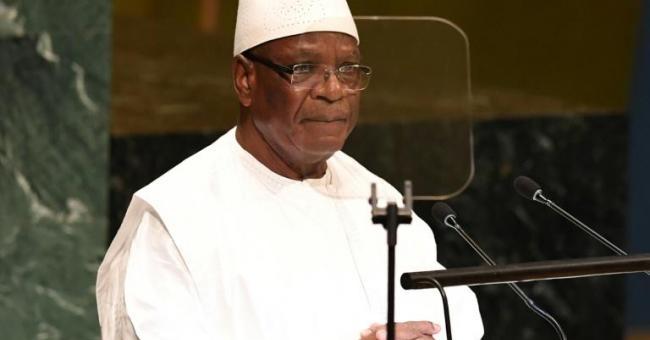 le président malien