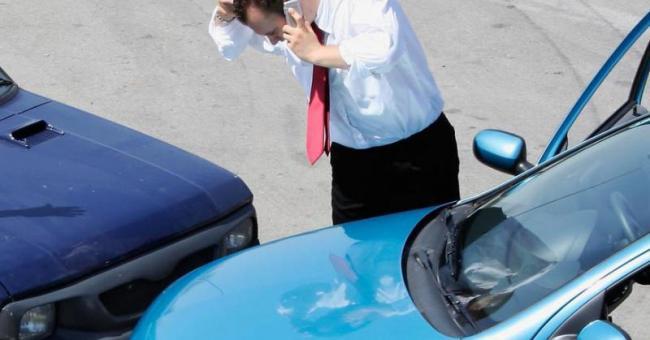 conducteur accident voitures