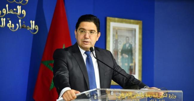 Nasser Bourita s'entretient avec son homologue chinois