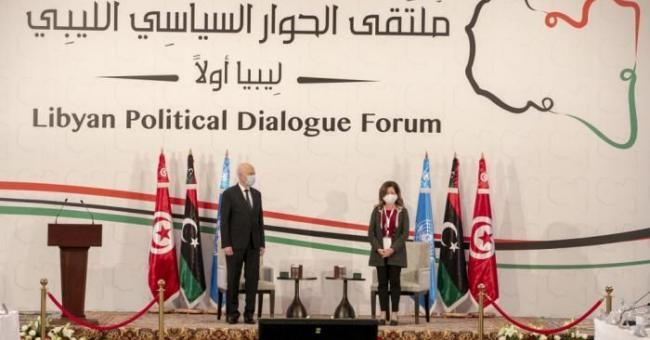 Les représentants libyens réunis à Tunis