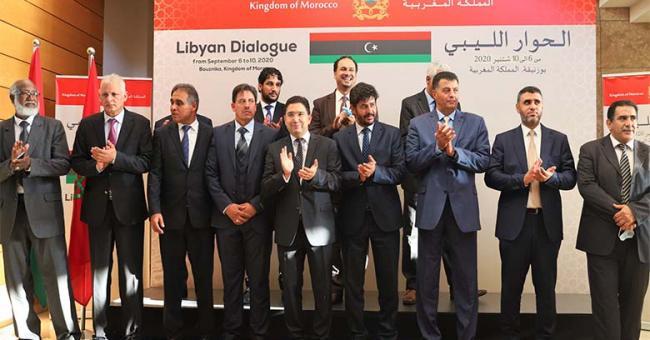 députés du Parlement de Tobrouk,