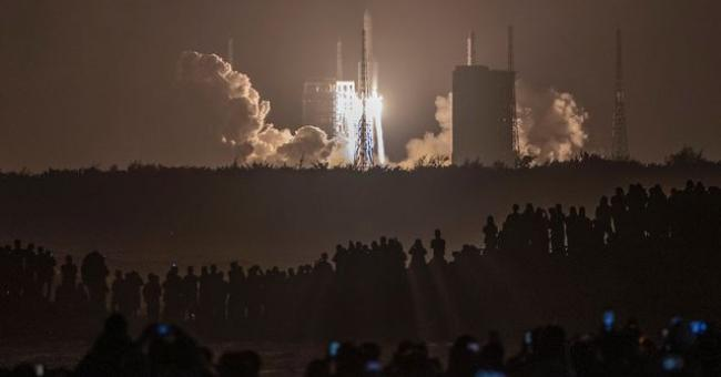 mission Chang'e-5