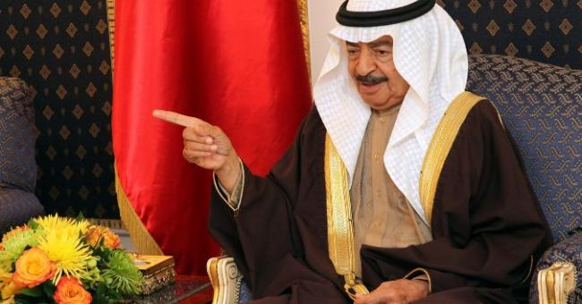 prince Khalifa ben Salman Al-Khalifa