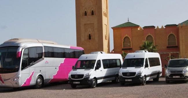 transporteurs touristiques
