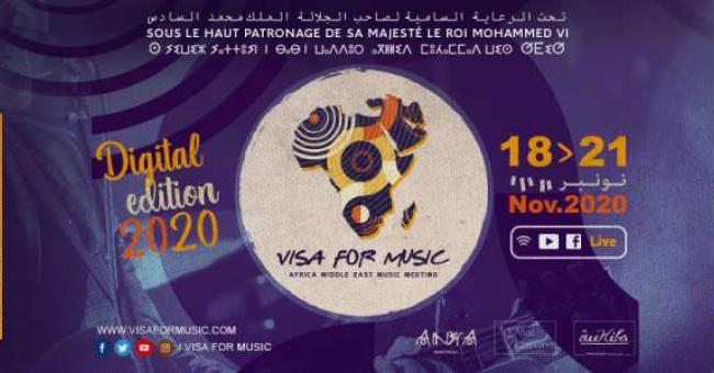 visa for music 2020