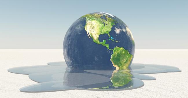 Changement climatique : vers 3°C de réchauffement