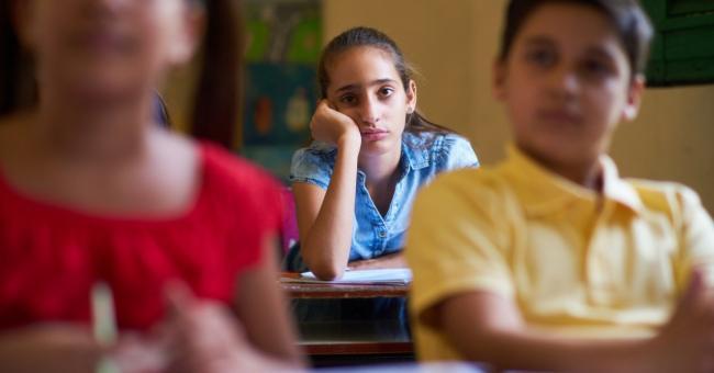 Math et en sciences : faible aptitude des élèves marocains