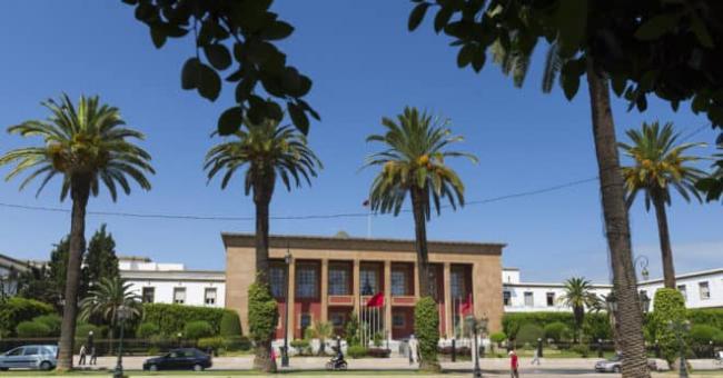 Parlement marocain à Rabat © DR