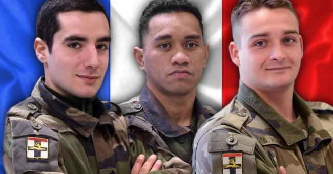 Mali : trois soldats français tués