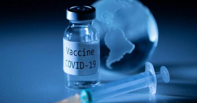 Illustration d'un flacon de vaccin anti-Covid-19 © AFP