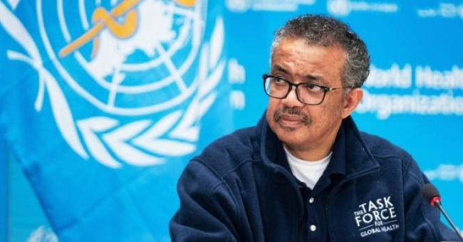 Tedros Adhanom Ghebreyesus, directeur général de l'Organisation mondiale de la santé depuis le 1er juillet 2017 © DR