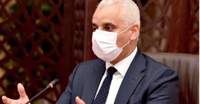 Khalid Ait Taleb, ministre de la Santé © DR