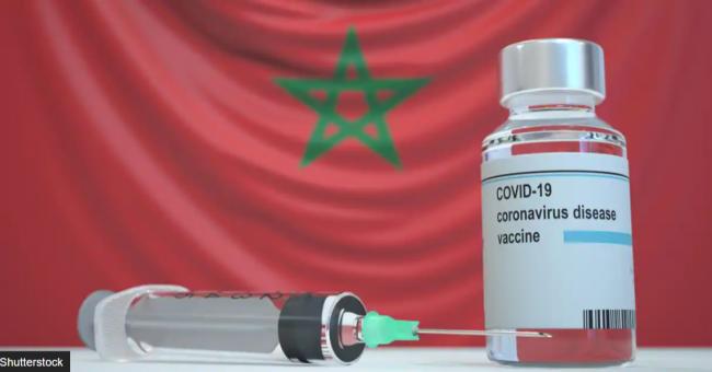 Le Maroc attend toujours sa livraison de vaccins © ShutterStock