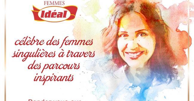 Affiche du «Prix Femmes Idéal» © DR